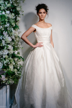Stewart Parvin at Love Bridal Boutique