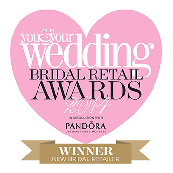 You & Your Wedding Best Bridal Retailer 2014
